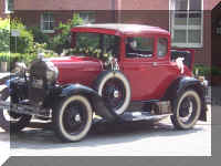 Ford A Coup., 1931